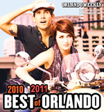 Best of Orlando Magazine Cover - Best Scooter Store