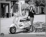 Congratulations Catherine F on your new Vespa 946!