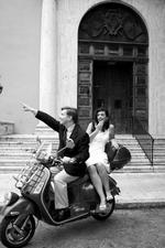 The Roman Holiday shot!