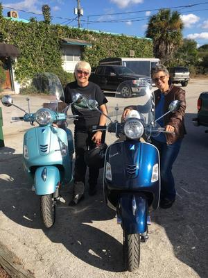8th Vespa in 16 Years