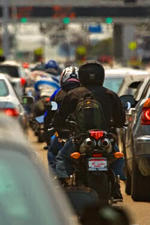 Lane Splitting - A Good Idea for Traffic Relief?