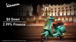 Vespa Summer Finance Offers