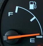 Vespas are fuel friendly